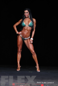 2014 Olympia - Stephanie Mahoe - Bikini