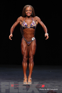 2014 Olympia - Andrea Calhoun - Figure
