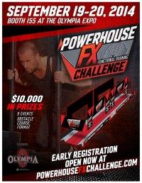 Powerhouse FX Challenge
