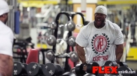 Phil Heath Trains Delts 5 Weeks Out from the 2014 Olympia