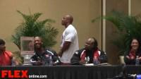 2014 Olympia Superstar Seminar Highlights: Part 2