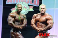 Behind the Lens of Raymond Cassar at the 2014 Arnold Classic Europe -Stage Photos