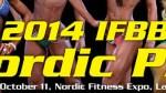 2014 IFBB Nordic Pro