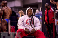 Through the Lens of Charles Lowthian: 2014 Olympia Backstage, Part 2