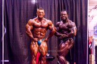 Through the Lens of Charles Lowthian: 2014 Olympia Backstage, Part 1