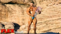 2014 Olympia Flex Lewis Red Rock Canyon Photo Shoot