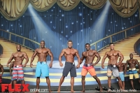 Comparisons - Men's Physique - 2014 IFBB Europa Phoenix Pro
