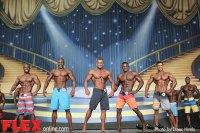 Comparisons - Men's Physique - 2014 IFBB Europa Phoenix Pro