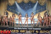 Comparisons - Bikini - 2014 IFBB Europa Phoenix Pro