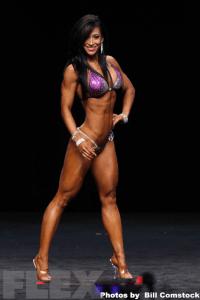 2014 FLEX Bikini Model Search: Individual Presentations Gallery, Part 1