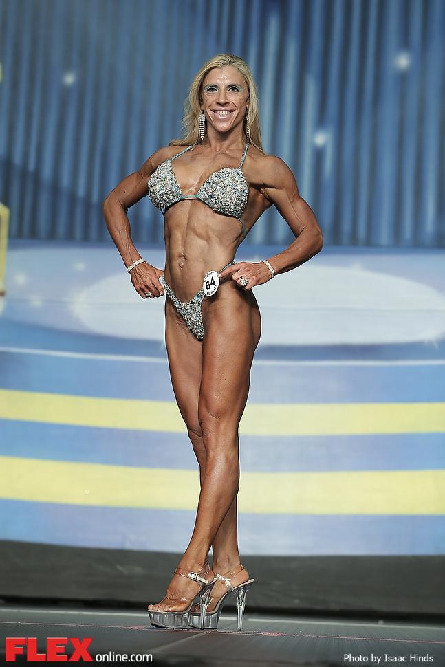 Susana Cacavieli - 2014 IFBB Europa Phoenix Pro