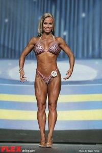 Allison Ethier - 2014 IFBB Europa Phoenix Pro
