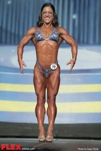 Sara Kovach - 2014 IFBB Europa Phoenix Pro