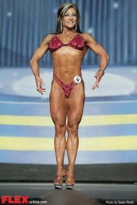 Shelly Paton - 2014 IFBB Europa Phoenix Pro