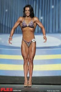 Holly Semanoff - 2014 IFBB Europa Phoenix Pro