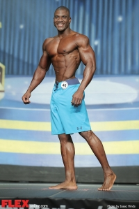 Xavisus Gayden - 2014 IFBB Europa Phoenix Pro