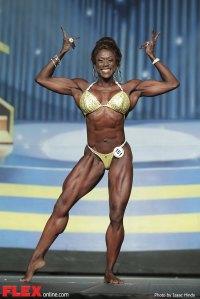 La'Drissa Bonivel - 2014 IFBB Europa Phoenix Pro
