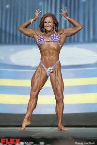 Margarita Charaim - 2014 IFBB Europa Phoenix Pro
