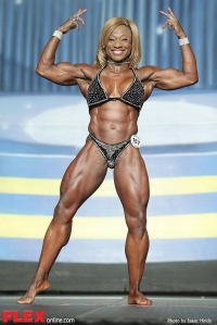 Cassandra Floyd - 2014 IFBB Europa Phoenix Pro