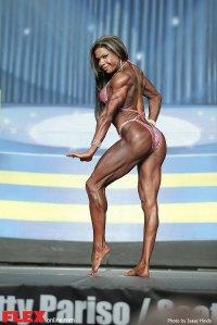 Heather Grace - 2014 IFBB Europa Phoenix Pro