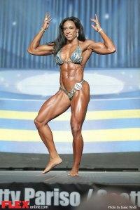 Asha Hadley - 2014 IFBB Europa Phoenix Pro