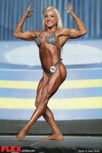 Hannah Hallman - 2014 IFBB Europa Phoenix Pro
