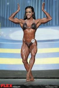Teresita Morales - 2014 IFBB Europa Phoenix Pro