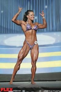 Jennifer Robinson - 2014 IFBB Europa Phoenix Pro