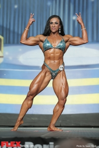 Susan Salazar - 2014 IFBB Europa Phoenix Pro