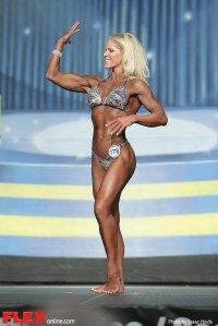 Rebecca Schubeck - 2014 IFBB Europa Phoenix Pro