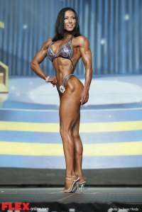 Beckie Boddie - 2014 IFBB Europa Phoenix Pro