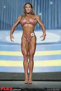 Jennifer Brown - 2014 IFBB Europa Phoenix Pro