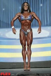 Brittany Campbell - 2014 IFBB Europa Phoenix Pro