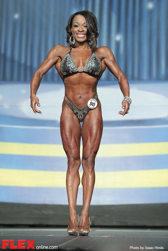 Kim Clark - 2014 IFBB Europa Phoenix Pro