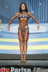 Dawn Fernandez - 2014 IFBB Europa Phoenix Pro