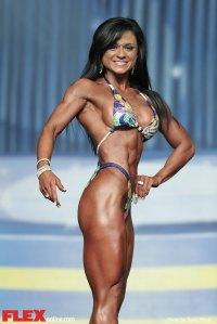 Ivana Ivusic - 2014 IFBB Europa Phoenix Pro