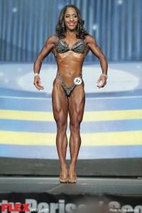 Kimberly Jones - 2014 IFBB Europa Phoenix Pro