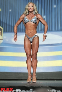 Linda Potter - 2014 IFBB Europa Phoenix Pro
