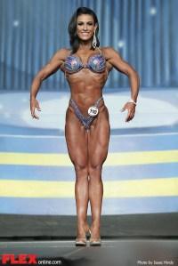 Carly Starling Horrell - 2014 IFBB Europa Phoenix Pro