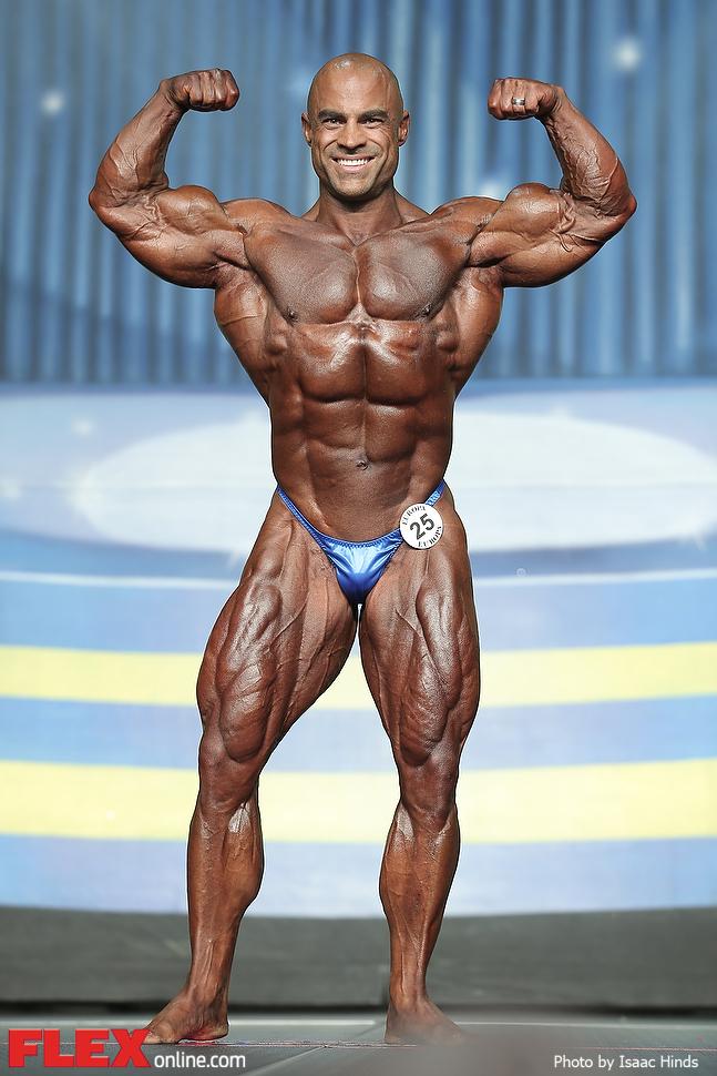 Mark Dugdale - 2014 IFBB Europa Phoenix Pro