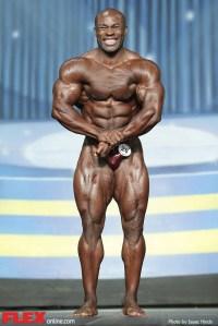 Shavis Higa - 2014 IFBB Europa Phoenix Pro