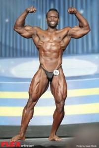 Daron Lytle - 2014 IFBB Europa Phoenix Pro