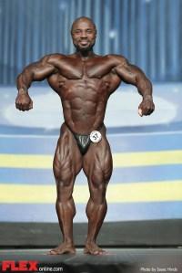Marvin Ward - 2014 IFBB Europa Phoenix Pro