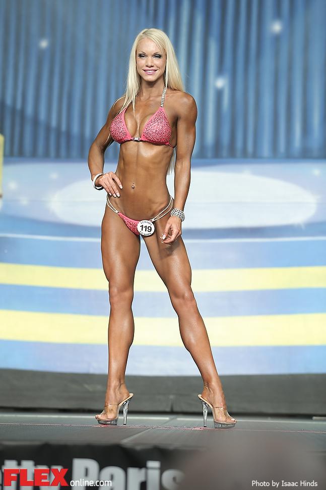 Michelle Brannan - 2014 IFBB Europa Phoenix Pro