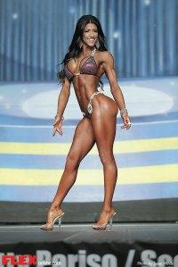 Sarah LeBlanc - 2014 IFBB Europa Phoenix Pro