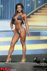 Lindsey Waters - 2014 IFBB Europa Phoenix Pro