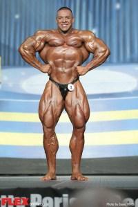 Pablo Ayala Zayas - 2014 IFBB Europa Phoenix Pro