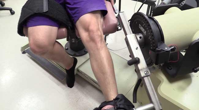 Leg Extension Memory Study