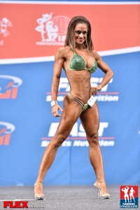 Valeria Ammirato - Bikini - 2014 IFBB Nordic Pro