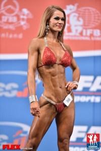 Egle Eller-Nabi - Bikini - 2014 IFBB Nordic Pro
